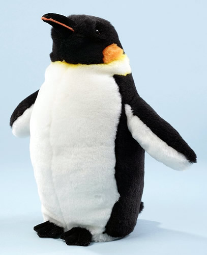 Plüschtier Pinguin, stehend